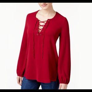 Belle du jour - juniors blouse (A2